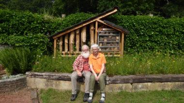 Ulrike Will und Heini Heinemann